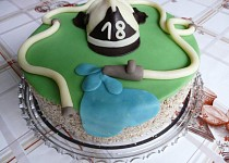 Dort pro hasiče 18. narozeninám