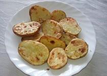 Pečené přílohové brambory
