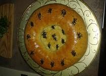 Uzbecké lepjošky, housky