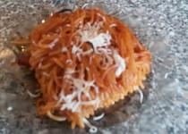 Zapečené špagety