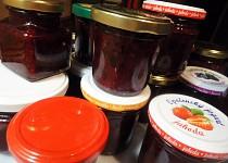 Marmeláda z celého černého rybízu - nevařená