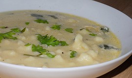Ostravská polévka stírka