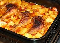 Zase španělské kuře
