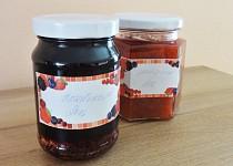 Zdravá marmeláda s agarem