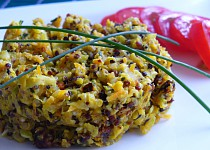 Cuketa s quinoou