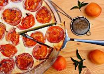 Tvarohovo-krupicový koláč