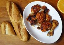 Voňavé kuřecí paličky