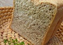 Grahamový chléb (60% grahamu)