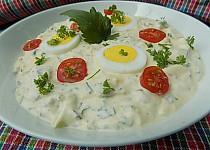Libečková pomazánka s vejci