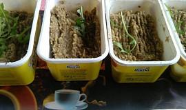 Luštěninová jíška do polévek bez tuku a bez mouky - taková moje  hrašková vychytávka pro děti