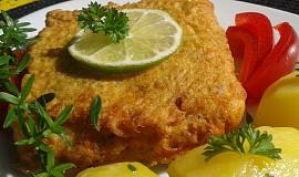 Rybí filé v těstíčku