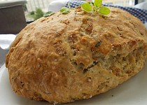 Australský bramborový chléb Damper