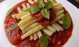 Fazolky v rajčatové omáčce