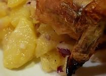 Grilované kuře (pečené ze stojánku)