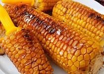 Kukuřice pečená v troubě