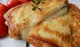 Uzený sýr se šunkou v těstíčku