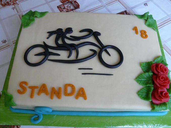 Dort pro motorkáře Standu