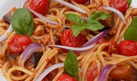 Mleté maso s lilkem nejen na špagety