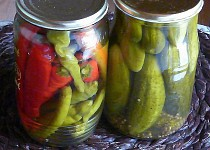 Sladkokyselý nálev na zeleninu (bez umělých sladidel)