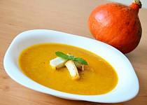 Zdravá hokkaido polévka bez smetany