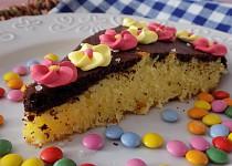 Jednoduchý a rychlý koláč z Ricotty