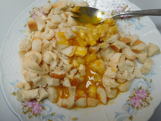 Smažené sýrové placičky