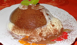 Čokoládové flameri