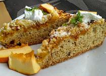 Dýňový koláč s chutí medového perníku