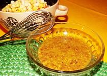 Hořčicová zálivka na saláty