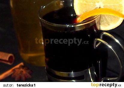Kořeněný sirup do svařeného vína