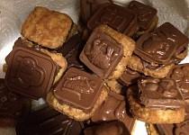 Tescoma sušenky s čokoládovými bonbónky