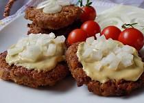 Vepřenky se sýrem