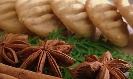 Bezlepkové předvánoční sušenky