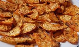 Celerové chipsy z trouby