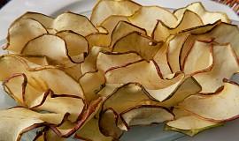 Jablkové chipsy
