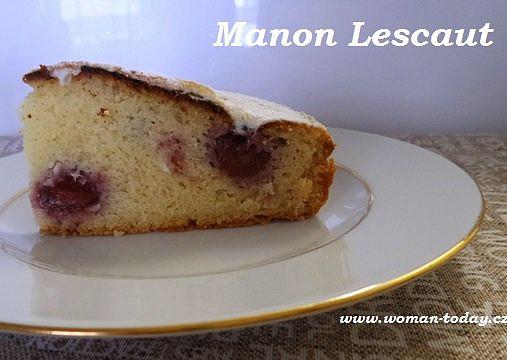 Moučník Manon Lescaut, Manon je první a poslední můj hřích...
