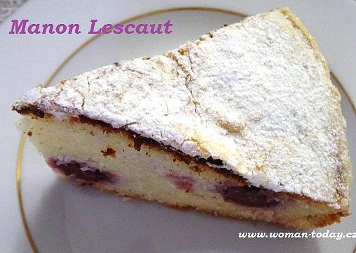 Moučník Manon Lescaut, Nepoznat Manon, nemiloval bych! Tak pro všechny, které milujete.