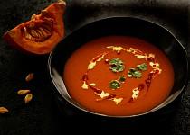 Dýňová curry polévka