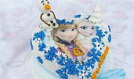 Korpus dortu Ledové království
