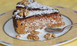 Mrkvovo-jablečný dort