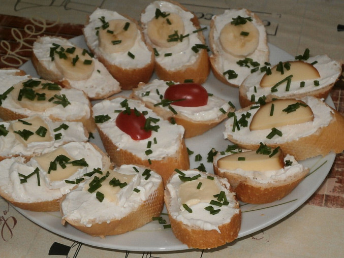 Pomazánka z kozího sýru, pomazánka z kozího sýra