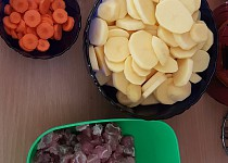 Zapečené brambory pro pány