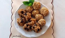 Jáhlové sušenky s gofiem