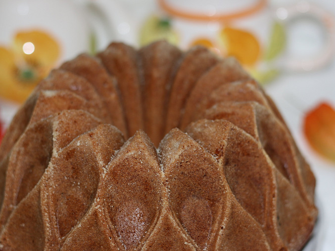 Bábovka se sušeným ovocem