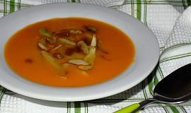 Batátová polévka s fenyklem