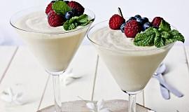 Bílá pěna (mousse)