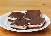 Kakaové Míša řezy