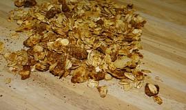 Domácí pečené müsli