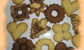 Domácí sušenky - základní recept