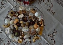 Moje vánoční cukroví 2016